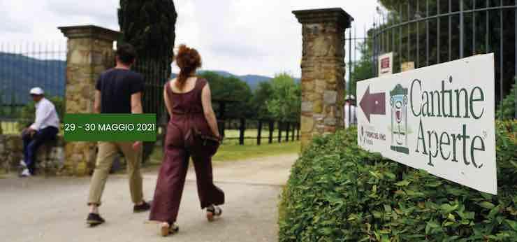 Cantine Aperte 2021 – Cantine varie in Toscana