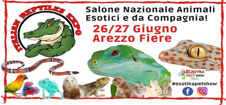 Esotika Pet Show – Arezzo Fiere, Arezzo