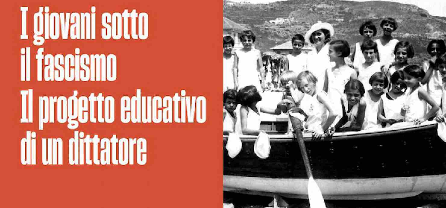 I giovani sotto il fascismo. Il progetto educativo di un dittatore – Villa Bertelli, Forte dei Marmi (Lucca)