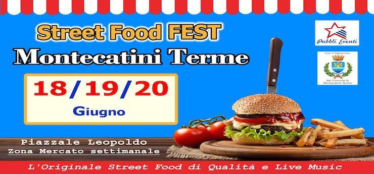 Street Food Fest – Montecatini Terme (Pistoia)