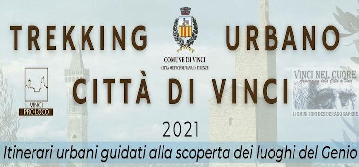 Trekking Urbano Città di Vinci- Vinci (Firenze)