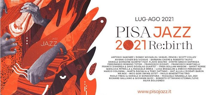 Pisa Jazz – Giardino Scotto, Pisa (Pisa)