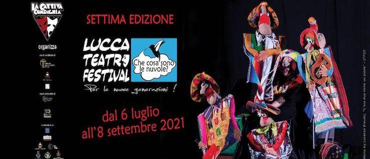 Lucca Teatro Festival – Luoghi vari nella città di Lucca, Lucca (Lucca)
