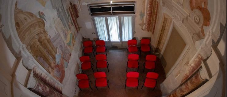 Teatrino Gatteschi riapertura – Teatrino gatteschi, Pistoia ()