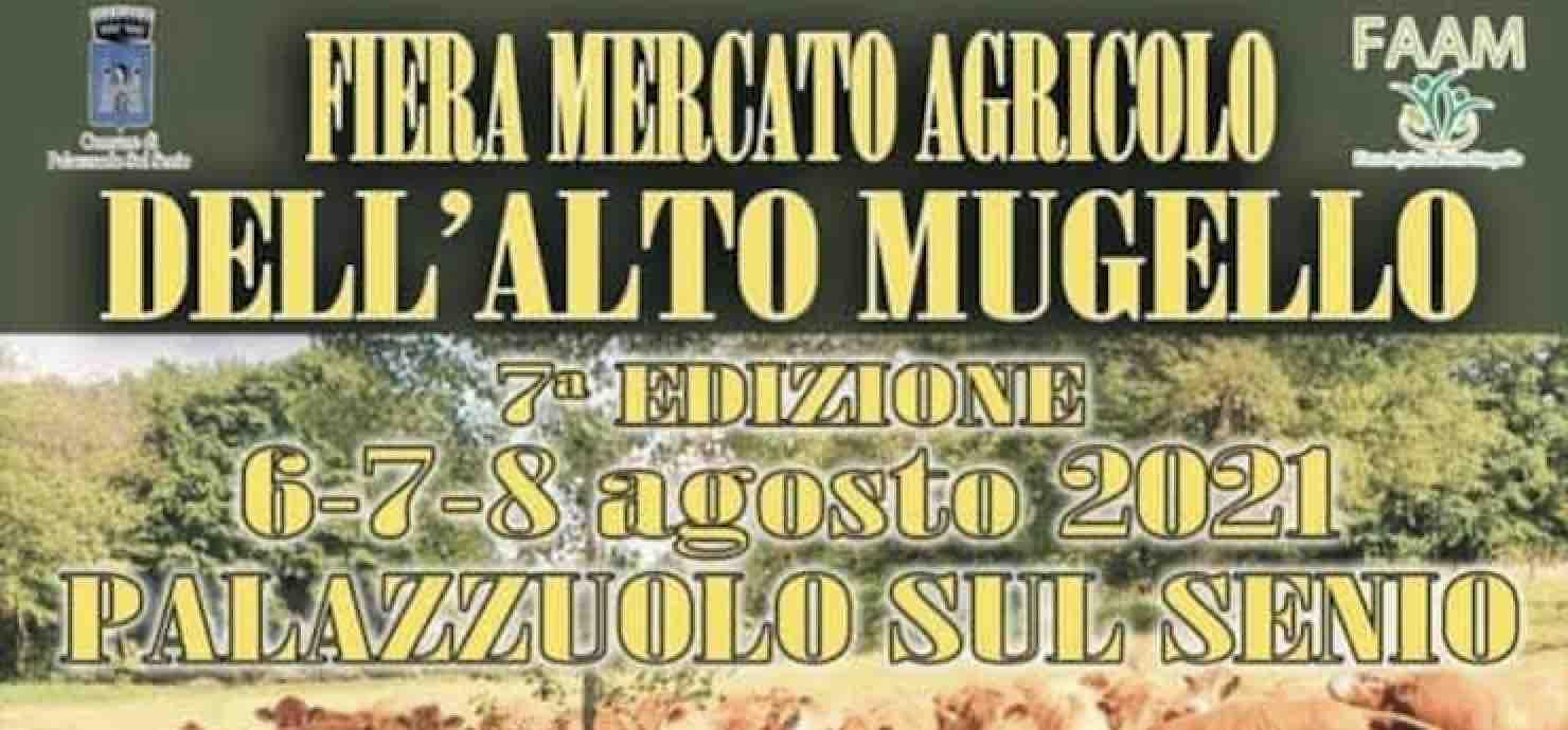 Fiera mercato agricolo dell'Alto Mugello – Palazzuolo sul Senio (Firenze)