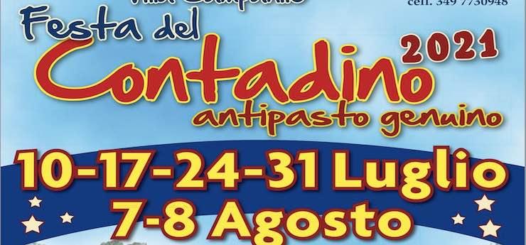 Festa del Contadino – Villa Campanile (Castelfranco di Sotto, Pisa)