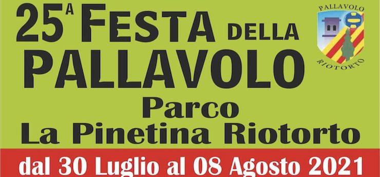 Festa della pallavolo – Parco la Pinetina, Riotorto (Piombino, Livorno)