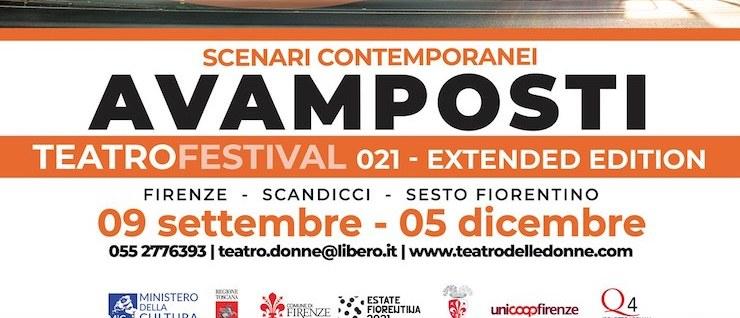 Teatro delle Donne: Avamposti – Teatro Studio 'Mila Pieralli', Scandicci (Firenze)