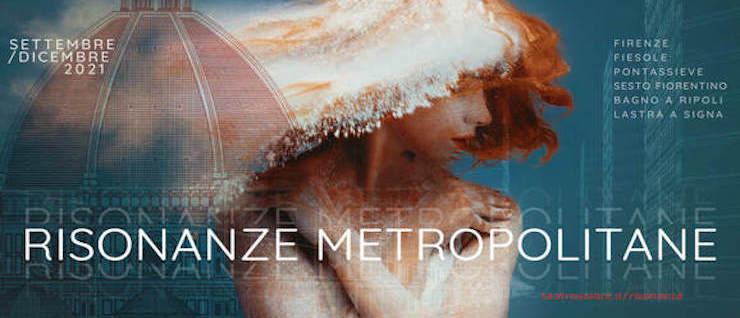 Risonanze Metropolitane: programma di ottobre – Luoghi vari nella città di Firenze, Firenze (Firenze)