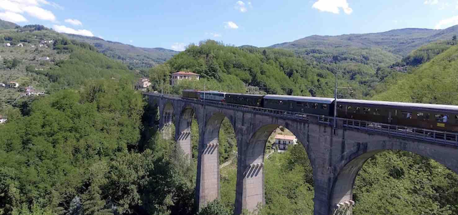 Porrettana Express: da Pistoia alla scoperta degli Appennini