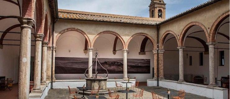 InChiostro – Ex Convento di Sant'Agostino, Montalcino (Siena)