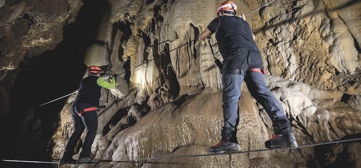 Speleo-avventura alle Grotte di Equi – Equi Terme (Fivizzano, Massa Carrara)